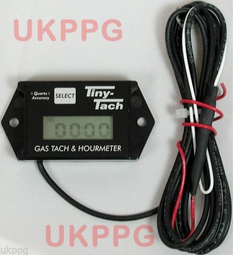 Tiny Tach TT2A Digital Hour Meter Tachometer Adjustable